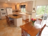 Kitchen With Casual Dining Area